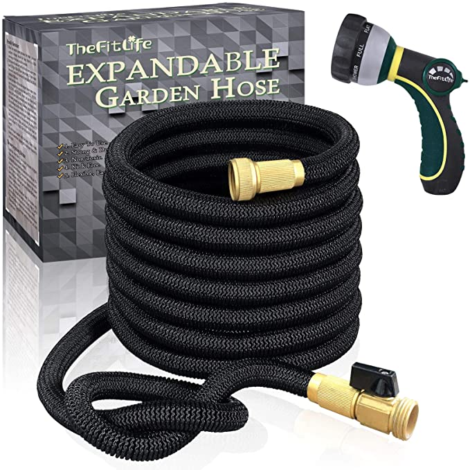 3.TheFitLife-Flexible-and-Expandable-Garden-Hose