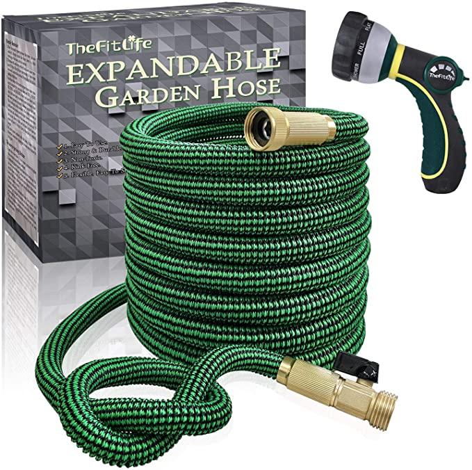 6.TheFitLife-Expandable-and-Felxible-Garden-Hose
