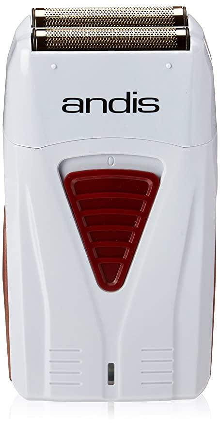 7.Andis 17150 Pro Foil Lithium Titanium Foil Shaver