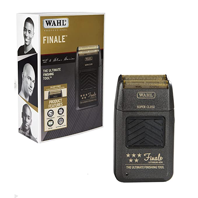 8.Wahl Professional 5 Star Series Finale Finishing Tool #8164