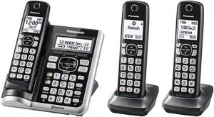 PANASONIC Cordless Phone System with Answering Machine