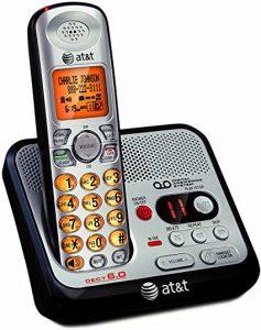 AT&T EL52100 DECT 6.0 Cordless Phone